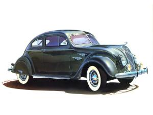 1936 DeSoto Airflow Coupe